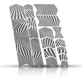 Riesel Design frame:TAPE 3000, nero